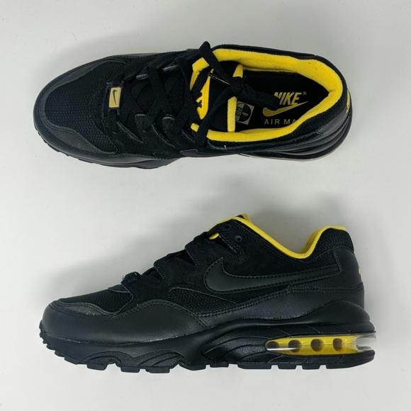 Nike Air Max 94 BlackYellow | AV8197 002